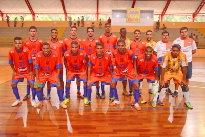 Piraí classificado para a semifinal do Estadual Sub-20 de Futsal